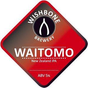 Waitomo IPA, new zealand hopped