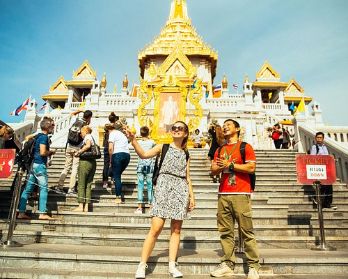 Private tour of the best of Bangkok with a local
