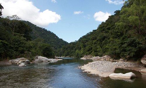 Rio Cangrejal.