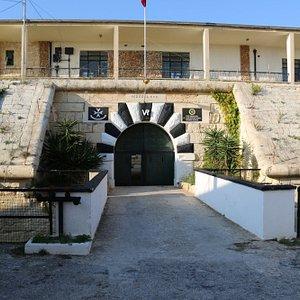 Fort Entrance, Bridge and Gate
