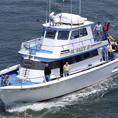 Ol' Salty II - a 62' custom charter- The most comfortable and spacious dive boat in the Northeas