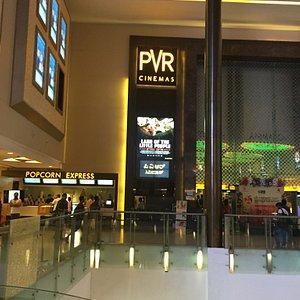 PVR Orion Mall, Bengaluru- exterior view photos taken on 3rd Feb 2017.