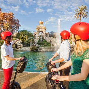 Private Segway Tour with Barcelona Sun & Segway!