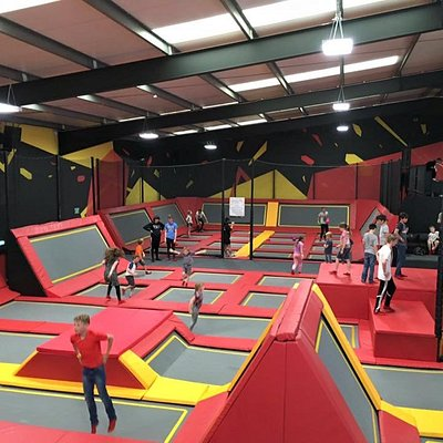 Open Jump Session at Infinity Trampoline Park Inverness
