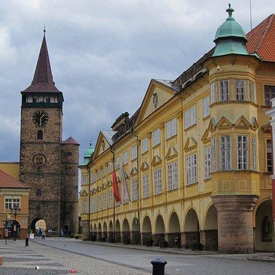 Jicin Castle