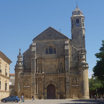 Sacra Capilla del Salvador. Panteon Familiar de Flia Cobos Ubeda
