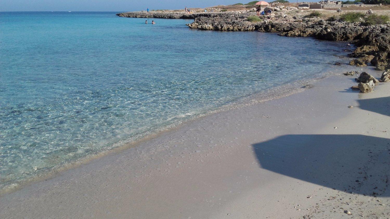 spiaggia del Frascone