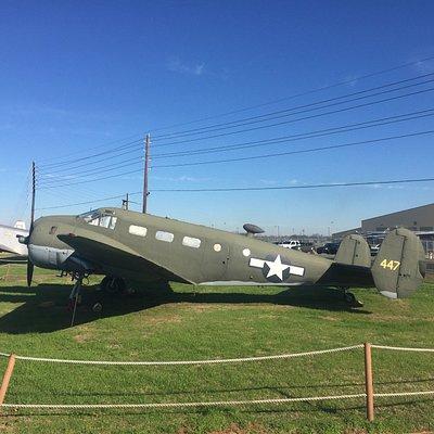 Beechcraft C-45 Expeditor light cargo/transport