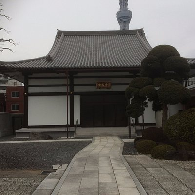 The Temple Inside