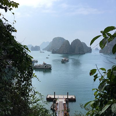 Halong bay with Vietnam Explorers