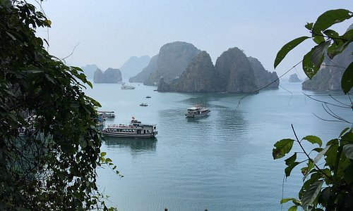 Halong bay with Vietnam Explorers
