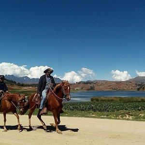 Inka Challenge Peru's, Horseback riding tours