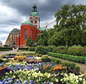 Kungstradgarden Park