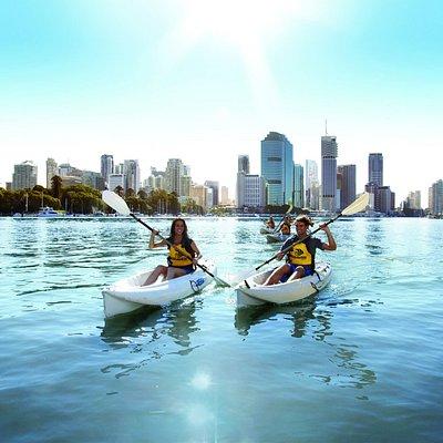 Day Kayaking