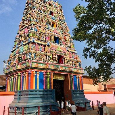 Sree Bhuvaneswari Temple im Ort Kidangamparambu