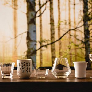 Beautiful serviceware sourced from all over the world