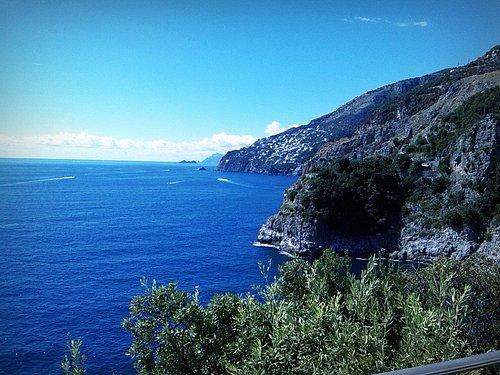 Amalfi Coast...