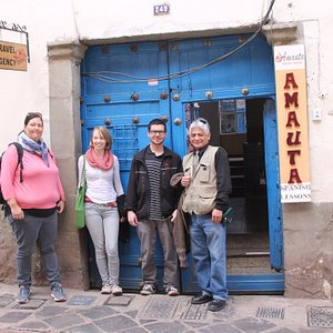Learning Spanish and Exploring the City of Cusco