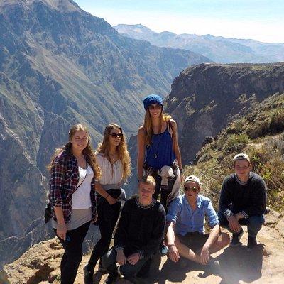 Explroring Peru