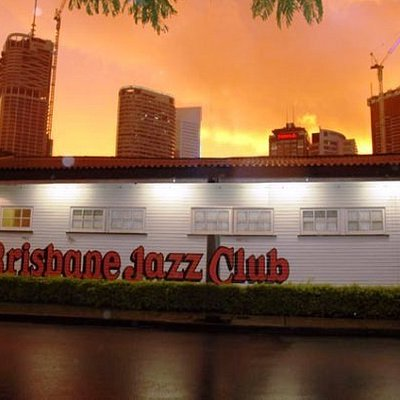 The Jazz Club from the River