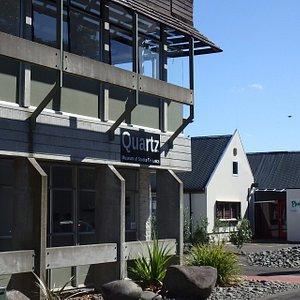 Quartz Museum of Studio Ceramics at Whanganui NZ