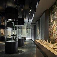 Das Museum Judengasse ist im März 2016 mit neuer Dauerausstellung wiedereröffnet worden.