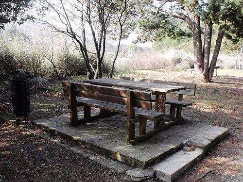 Tavolo per picnic