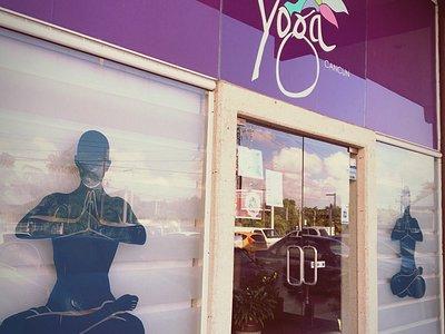 Instalaciones de It's Yoga Cancun