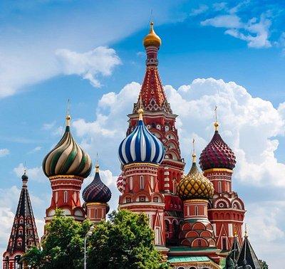 Catedral de la Intercesión de la Virgen mas conocida como Catedral de San Basilio, Moscú (Rusia)