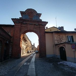 Porta della Torrazza...