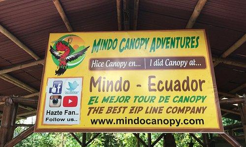 Mindo Canopy Adventure