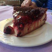 Exquisito cheesecake