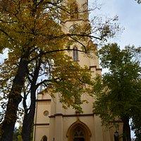 Евангелистская лютеранская церковь Лютера Мартина