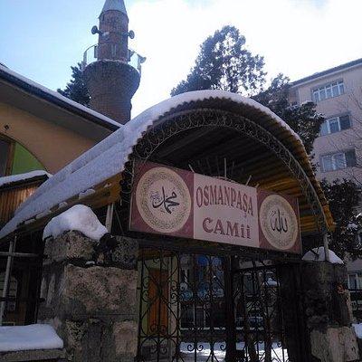 Osman Paşa Camii 18