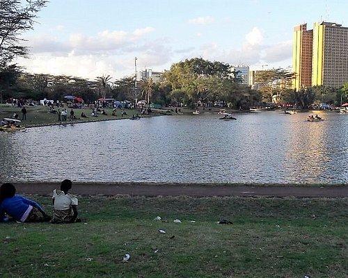 Uhuru Park Nairobi