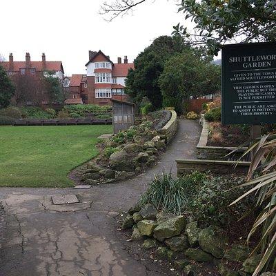 Shuttleworth Gardens Scarborough