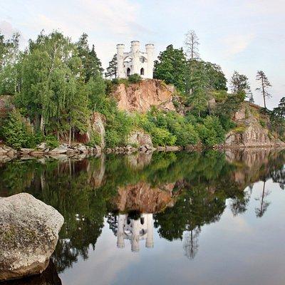 Остров Людвигштайн