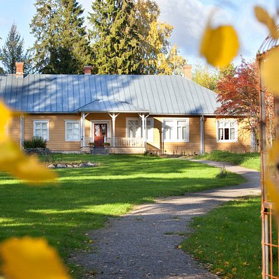 Möhkö Ironworks mansion Pytinki. Photo: Eija Irene Hiltunen