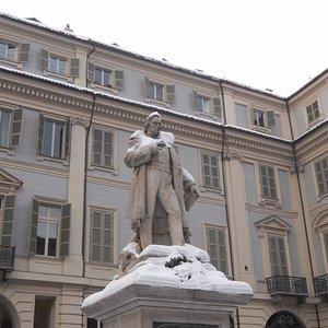 Il Filosofo sotto la neve ...