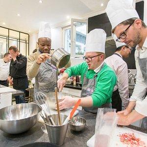 cours de cuisine teambuilding