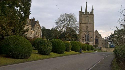St Mary's Church Purton