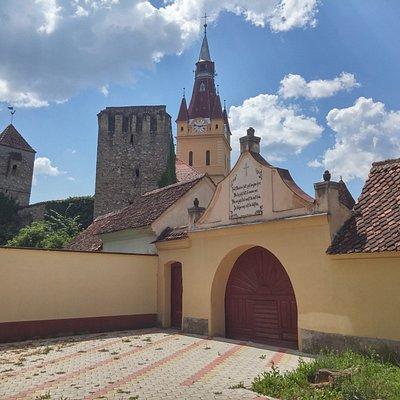 Iglesia fortificada de Cristian