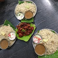 One of the best biriyani's I have ever had ..!! Anybody visiting mysore should try this place fo