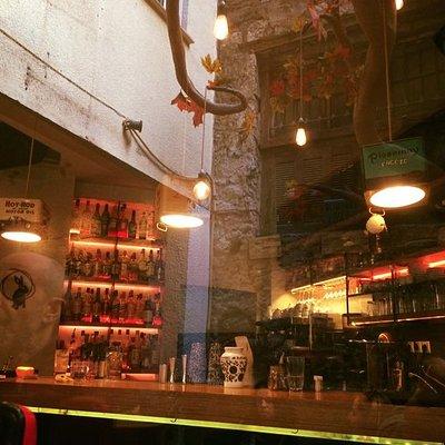Rabbithole bar Athens