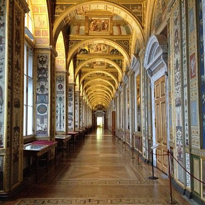 Raphael's Gallery (loggia) in the Hermitage