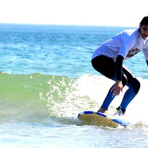 learn to surf today
