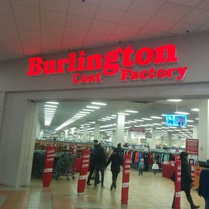 Berlington department store in Atlantic Center Mall