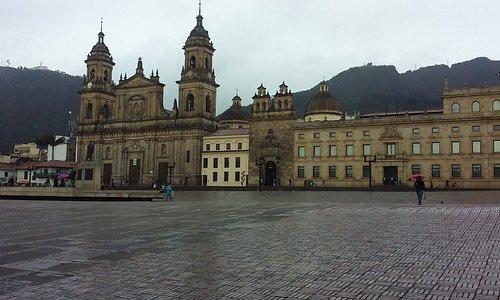 Plaza de Bolívar