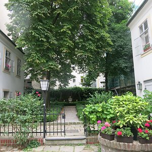 Haydn House/Museum: Pleasant Garden