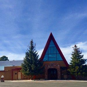 Beautiful Catholic Church.